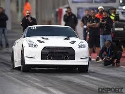 lexus isf drag race ekanoo racing top seven r35 gt rs running seven second times