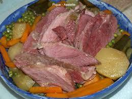 cuisiner palette demi sel palette de porc aux legumes d hiver en mijoteuse ou cocotte pique