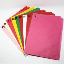 gift paper wrap 50 sheets tissue paper 5050cm wedding decoration festive supplies