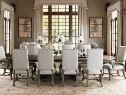 Dining Room Table Chairs Dining Room Upholstered Dining Chairs And Large Dining Table For