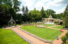 garden wedding venues nj nj outdoor wedding venue garden weddings