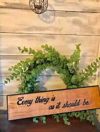 quote carved rustic wood sign wall decor wall art rustic signs