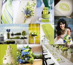 favorite board lime and periwinkle informal weddings wedding