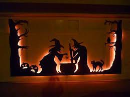 halloween witch door decorating ideas witch bathroom door