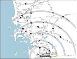 San Diego Airport Gate Map by Brown Field Technology Park U2013 Murphy Development