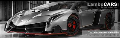 lamborghini veneno owner two of only three lamborghini veneno are located in the us the