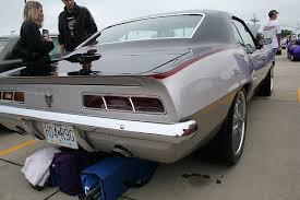 1969 camaro rear spoiler 1972 rear spoiler search modifications