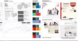House Interior Design Mood Board Samples Mood Boarding Methods For Web Designers