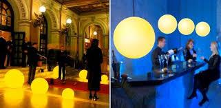 moonlight speakers moonlight speakers project sound and light technabob