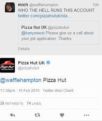 pizza hut uk on twitter