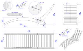 Wood Folding Chair Plans Free by Folding Sun Lounger Plan