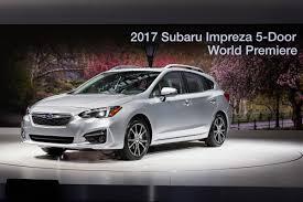 2017 subaru impreza sedan silver new subaru impreza revealed pictures 2018 subaru impreza
