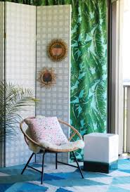 easy folding screen room divider project tutorial apartment therapy
