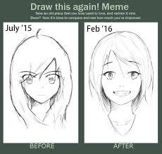 Manga Meme - manga face style by exceld on deviantart