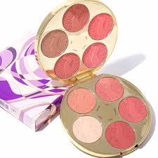 Pink Color Wheel by Tarte Amazonian Clay Blush Palette Color Wheel Review Beautezine