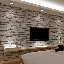 wohnzimmer steintapete ideen kleines wohnzimmer steintapete steintapeten in 3d optik