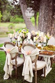 Country Shabby Chic Wedding by Country Chic Wedding In Tuscany