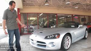 2004 dodge viper for sale 2004 dodge viper srt10 roadster for sale flemings with test drive