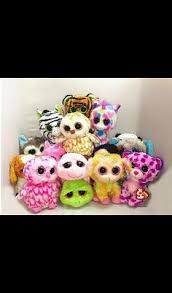assorted styles beanie boos kidsnips toys