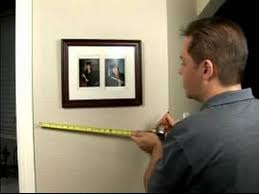 How To Hang A Picture How To Hang A Picture How To Hang Multiple Pictures Youtube