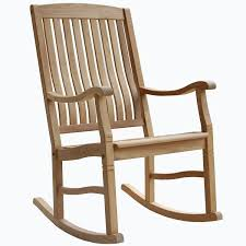 Members Mark Patio Furniture by Amazon Com Indonesian Teak Outdoor Porch Garden Rocking Rocker