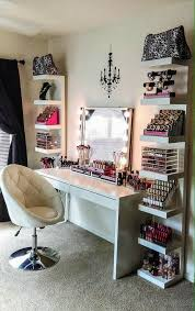 hair and makeup storage 244 best diy vanity area images on hairdresser makeup