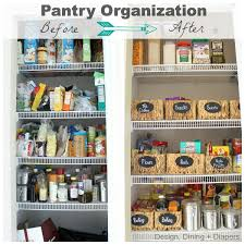 Pantry Cabinet Organizer Realistic Pantry Organization Tips Clutter Countdown Balancing