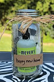 mason jar housewarming gift