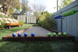 a backyard popular backyard and tailgating games diy