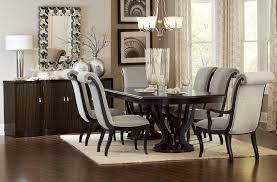 espresso dining room set savion espresso dining room 7pc set for 1 979 94 furnitureusa
