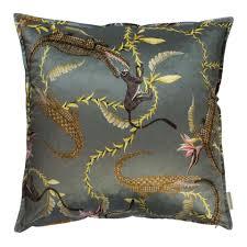 river chase silver ripple velvet cushion cover u2013 decor a list