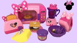 mickey mouse kitchen appliances minnie bowtastic kitchen appliances toaster mixer smoothie