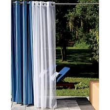 Temporary Shower Curtain Outdoor Curtain Panels As A Temporary Privacy Solution For Our