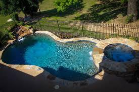 Small Pools For Small Backyards by Small Custom Gunite Pools Michael Hatcher U0026 Associates