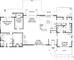 4 bedroom house plans one idea one level house plans with 4 bedrooms 11 5