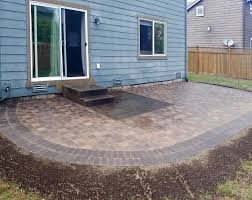 Exposed Aggregate Patio Pictures by Concrete Patio Installation Companies Home Outdoor Decoration