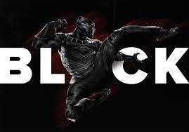 awesome web design for marvel black panther
