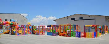 capannoni gonfiabili birbalandia park fabbrica di giochi gonfiabili contatti aziendali