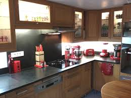 cuisine ardoise et bois ilot de cuisine avec table 11 ardoise cuisine plan de travail