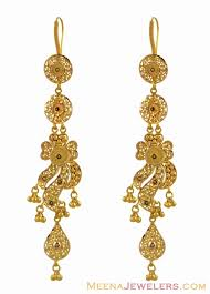 earring design new gold earring design 2016 jewellry s website