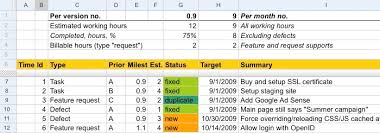 Customer Tracking Excel Template Docs For Issue Tracking 1013 Media