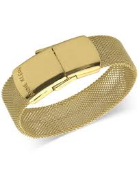 anne klein bracelet gold images Lyst anne klein gold tone hidden usb drive mesh bracelet in metallic jpeg
