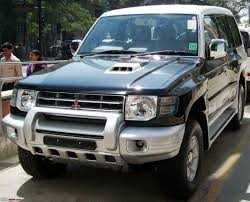 mighty black paj it u0027s my new ride mitsubishi pajero team bhp