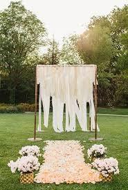 Small Backyard Wedding Ceremony Ideas by 290 Best Ceremónia Helyszín Dekoráció Ceremony Decoration Images