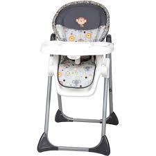 Svan Signet Complete High Chair Svan Signet Luxe High Chair Cushion Cream With Chocolate Piping