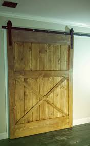 Barn Door Gate by Ana White Diy Sliding Barn Door Diy Projects