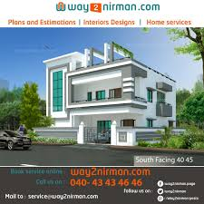 100 home design for 50 gaj 15 45 feet 62 square meters