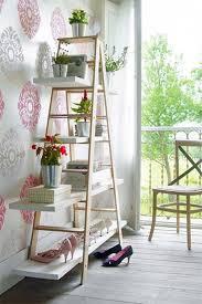 Diy Ladder Shelf Shelves Tutorials by Best 25 Old Ladder Shelf Ideas On Pinterest Wooden Ladder Shelf