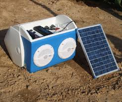 Diy Charging Station Ideas by Solar Charged Stereo Cooler 6 Steps With Pictures