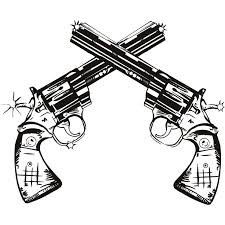 best 25 pistol gun tattoos ideas on pinterest gun tattoos